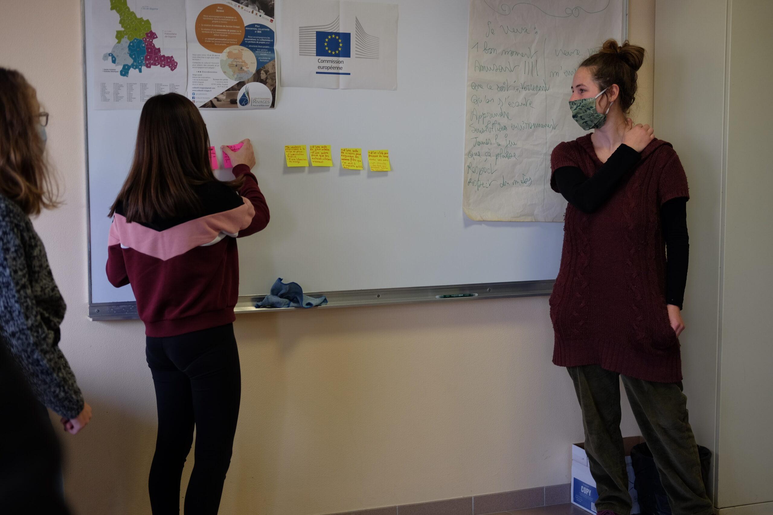 2021-01 Atelier Citoyennet au Collège Jean Jaurès de Maubourguet